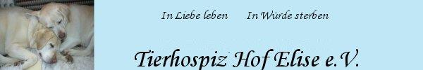 Tierhospiz Hof Elise